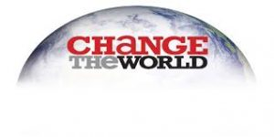Change the world - earth